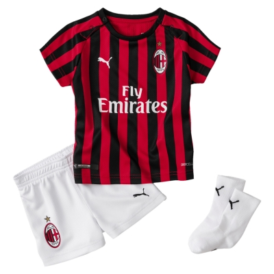 AC MILAN INFANT HOME KIT 2019-20