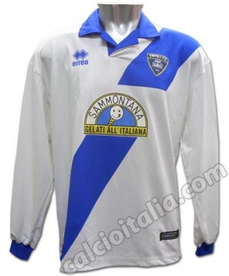 EMPOLI AWAY SHIRT long sleeves