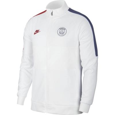 PSG I96 PRESENTATION WHITE JACKET 2019-20