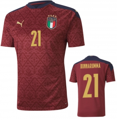 ITALIA FIGC DONNARUMMA JUNIOR SHIRT 2020-21