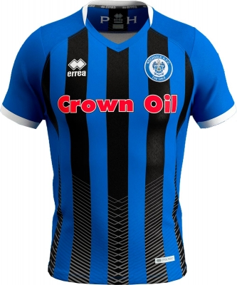 ROCHDALE  AUTHENTIC HOME SHIRT 2019-20