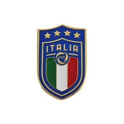 ITALIA MAGNETE LOGO IN METALLO