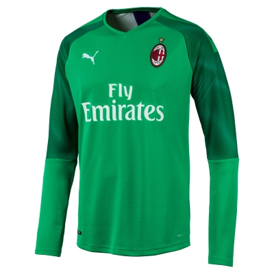 AC MILAN GOALKEEPER JUNIOR SHIRT 2019-20