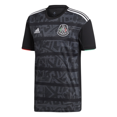 MEXICO AWAY BLACK SHIRT 2019
