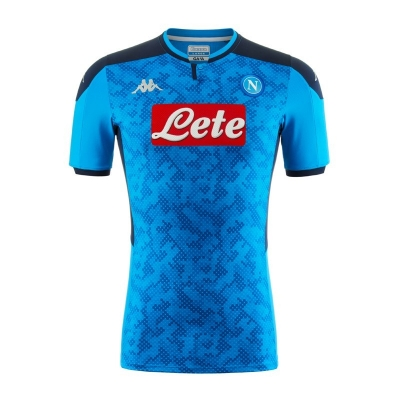 SSC NAPOLI CHAMPION'S LEAGUE HOME SHIRT 2019-20