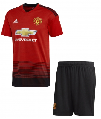 MANCHESTER UNITED COMPLETO BAMBINO HOME 2018-19