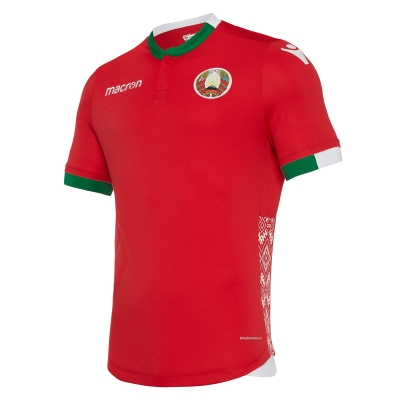 BELARUS AUTHENTIC HOME SHIRT 2018-19