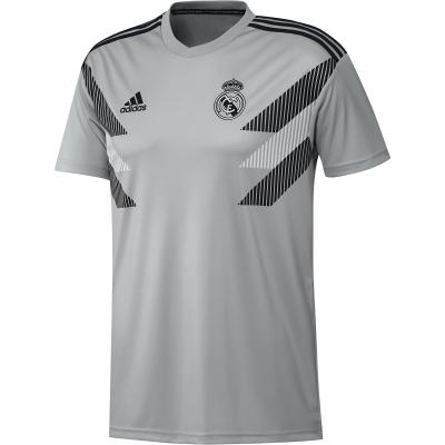 REAL MADRID PREMATCH SHIRT 2018-19