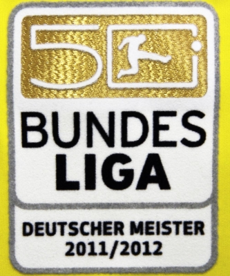BUNDESLIGA CHAMPION PATCH