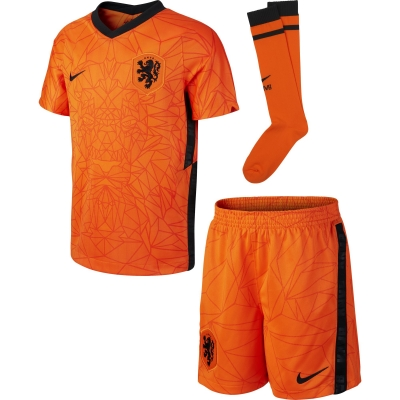 NETHERLANDS LITTLEBOYS HOME KIT 3-8 years 2020-21
