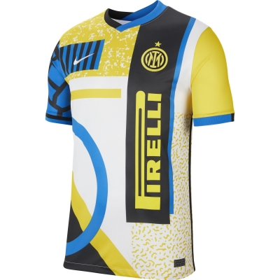 FC INTER STADIUM 4TH NEW LOGO SHIRT 2020-21