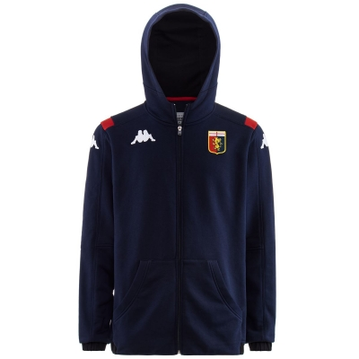 GENOA HOODY FULL ZIP SWEAT 2019-20