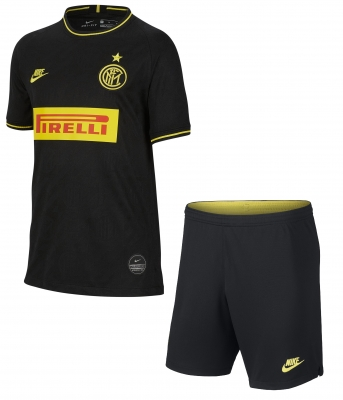 INTER 3RD JUNIOR BLACK KIT 2019-20