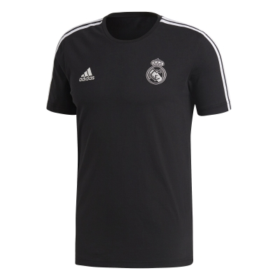 REAL MADRID T-SHIRT NERA 2018-19