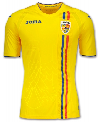 ROMANIA HOME SHIRT 2017-19