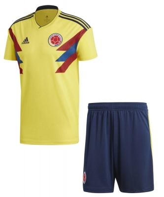 COLOMBIA JUNIOR HOME KIT 2017-19