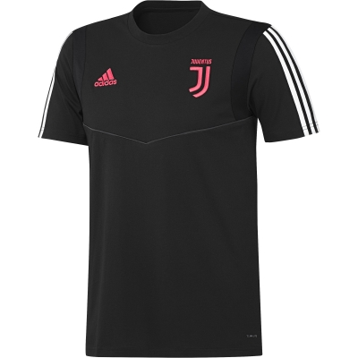 JUVENTUS BLACK T-SHIRT 2019-20