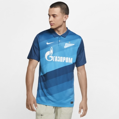 ZENIT STADIUM HOME SHIRT 2020-21