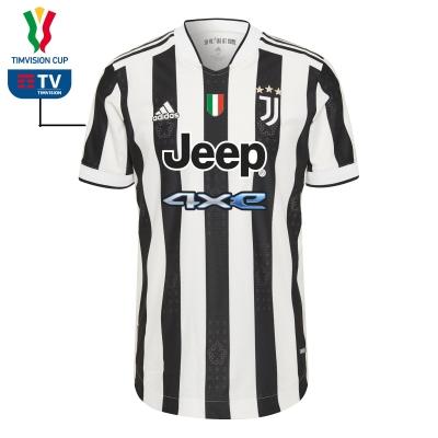 JUVENTUS MAGLIA AUTENTICA GARA FINALE COPPA ITALIA 2020-21