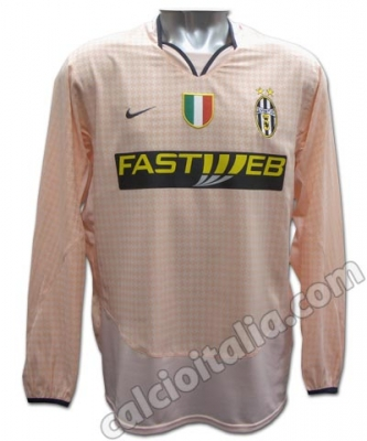 AWAY SHIRT long sleeves